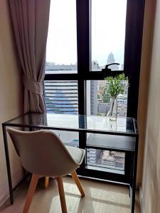 เช่าคอนโดสุขุมวิท อโศก ทองหล่อ : [For rentให้เช่า] ASHTON ASOKE (Luxury condo)30,000฿/m TH-EN-JP-CH ok