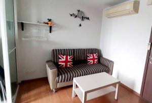For RentCondoOnnut, Udomsuk : For rent  The Base Sukhumvit 77 - 1Bed, size 30 sq.m., Beautiful room, fully furnished.