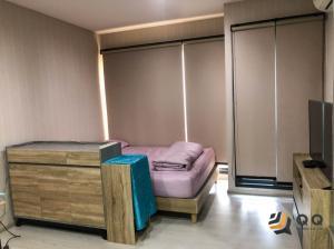For SaleCondoSukhumvit, Asoke, Thonglor : For sale Rhythm Sukhumvit 36-38 - Studio, size 24 sq.m., Beautiful room, fully furnished.