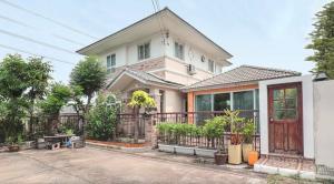 For SaleHouseNakhon Pathom, Phutthamonthon, Salaya : For sale 9.8 million Panchasap village, inbound side to Bangkok, next to Boromarajonani Sai 3 Road, 141 square meters, 5 bedrooms, 4 bathrooms, 2 kitchens, 1 living room, plus 7 air conditioners, contact Thip m.me/TipOnestopProperty Lineid0896020354 Tel08