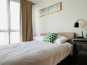 เช่าคอนโดอ่อนนุช อุดมสุข : 🔥ให้เช่า Elio Del Nest ห้องแต่งสวย วิวสระว่ายน้ำ บิ๊วอินสวย เพียง 12,000 บาทเท่านั้น