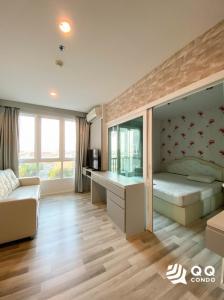 For SaleCondoThaphra, Wutthakat : For Sale  The Key Sathorn-Ratchapruek - 1Bedroom, size 30 sq.m., Beautiful room, fully furnished.