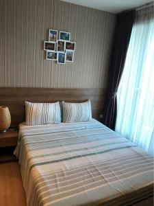For RentCondoSathorn, Narathiwat : For rent   Rhythm Sathorn  1Bed , size 35 sq.m., Beautiful room, fully furnished.