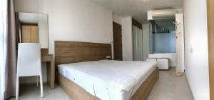 เช่าคอนโดอ่อนนุช อุดมสุข : คอนโดให้เช่า Rhythm Sukhumvit 50  BA21_08_006_07 ห้องสวย เครื่องใช้ไฟฟ้าครบ ราคา 39,999 บาท