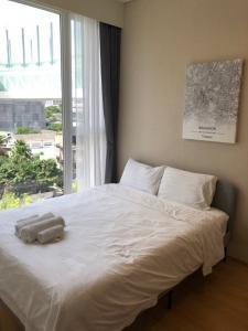 For RentCondoSukhumvit, Asoke, Thonglor : 🔥 (Condo for rent) Siamese Exclusive Sukhumvit 42 (Sukhumvit 42) beautiful room, complete electrical appliances, cheap price, convenient transportation near BTS Ekkamai