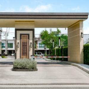 ขายบ้านพัฒนาการ ศรีนครินทร์ : Unio Town สวนหลวง พัฒนาการ บ้านสไตล์โมเดริน ราคาเริ่มต้นเพียง 3.79 ล้านบาท