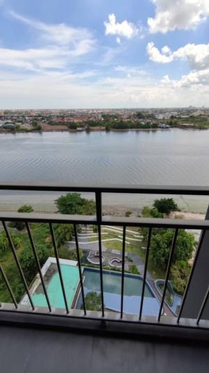 เช่าคอนโดพระราม 3 สาธุประดิษฐ์ : 🔥ให้เช่าห้องหน้าน้ำ ลดพิเศษ🔥ยูดีไลท์ Riverfront Rama3 วิวเทพมากคะ ห้องRiverfront ตำแหน่งหายาก วิวแม่น้ำเจ้าพระยาเต็มๆชั้น16 ราคาเพียง13,000บาท