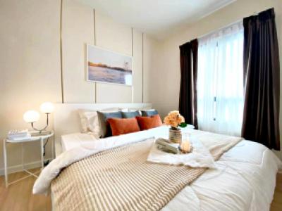 ขายคอนโดรัชดา ห้วยขวาง : 🔥🔥 อย่าช้า!!! ห้องสวยมาก ลดราคาพิเศษ!!! ขายคอนโด 624 Condolette Ratchada 36 (624 คอนโดเลต รัชดา 36) ใกล้ MRT ลาดพร้าว