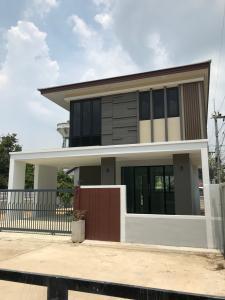ขายบ้านราชบุรี : บ้านเดี่ยวใหม่