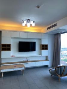 For RentCondoAri,Anusaowaree : Condo for rent Siamese Ratcha Kru, next to BTS Ari, 2 bedrooms, large room, high floor