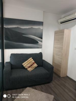 For RentCondoOnnut, Udomsuk : Urgent unit for rent, The Base Park West 1Bedroom 8,000Baht (Contact 0921961444)