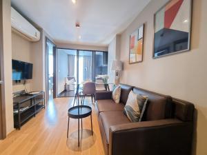 For RentCondoSiam Paragon ,Chulalongkorn,Samyan : Nice Room Plan 1 Bedroom Private Zone @ Altitude Samyan Silom