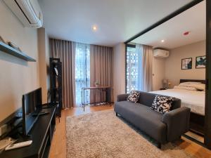 For RentCondoSiam Paragon ,Chulalongkorn,Samyan : Brand New Room 1 Bedroom Nice Decoration Altitude Samyan-Silom