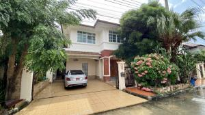 For SaleHouseSukhumvit, Asoke, Thonglor : House for Sale : 2 storey house for sale, Imperial Park Village, Sukhumvit 101/1