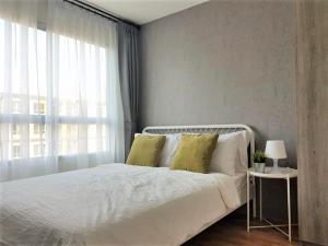 For RentCondoRattanathibet, Sanambinna : 🔥 Urgent!!! Beautiful room!! Nice sofa!! 2 door refrigerator 🔥++ [Lumpini Ville Phranangklao Riverview] 🔥 Line : @vcassets