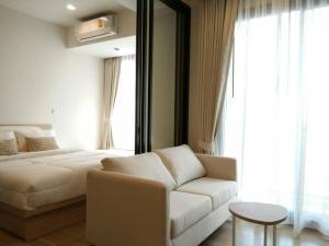 เช่าคอนโดสะพานควาย จตุจักร : M Jatujak 1 bedroom 15Sqm BTS Mo Chit  Fully furnished ready to move in 15,000 THB