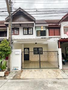 For SaleTownhouseLadprao 48, Chokchai 4, Ladprao 71 : [ For Sale / For  Rent ]  Town Home 2 Floors., New Renovation  Size  72  Sq.m. Cheap Price  - Lert Ubon Village Chokchai 4 Soi 22