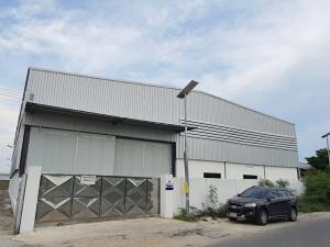 For RentWarehouseSamrong, Samut Prakan : Stand alone factory/warehouse with office for rent near Bangphli