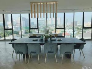 For RentCondoLadprao, Central Ladprao : Condo for rent, Atmoz Condo Ladprao 15, high floor, ready to move in.