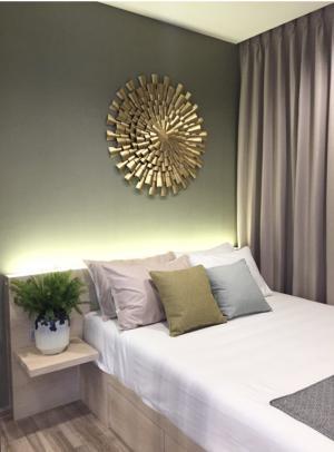 For RentCondoSapankwai,Jatujak : For rent The Line Jatujak 🍁 complete electrical appliances, rent 14000 baht only