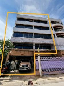 เช่าโฮมออฟฟิศรัชดา ห้วยขวาง : ให้เช่าอาคาร 5 ชั้น ซอยลาดพร้าว 34 ใกล้MRT รัชดาภิเษก เหมาะทำออฟฟิศ คลังสินค้า