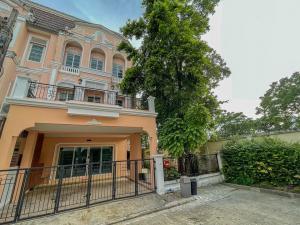 For RentTownhouseSathorn, Narathiwat : 3-storey townhome for rent, Sathorn, Ratchaphruek near BTS Bang Wa Station
