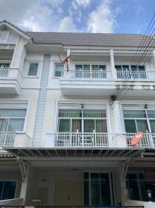 For RentTownhouseRama9, RCA, Petchaburi : H0011-A 😊 For RENT ให้เช่า ทาวน์เฮ้าส์  3 ชั้น,🚪3 ห้องนอน 🏢 The Metro พระราม 9 🔔พื้นที่บ้าน:18.00ตร.วา🔔พื้นที่ใช้สอย:216.00ตร.ม.*โดยประมาณ💲เช่า:26,000฿📞O86-454O477, O99-5919653 ✅LineID:@sureresidence