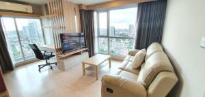 For RentCondoSapankwai,Jatujak : [For rent] Lumpini Selected Sutthisan-Saphankwai - 2 bedrooms, high view, swimming pool Community Mall