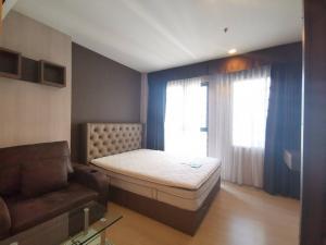 เช่าคอนโดพระราม 9 เพชรบุรีตัดใหม่ : คอนโดให้เช่า  Rhythm Asoke 2  BA21 ห้องสวย เครื่องใช้ไฟฟ้าครบ ราคา 13,999 บาท