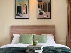 For SaleCondoRama9, RCA, Petchaburi : ๊๊Urgent - sales 1 bed 1 bath 19 fl. fully furnished Casa Asoke Dindaeng