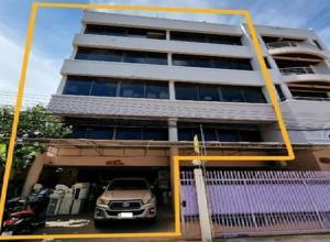 เช่าโฮมออฟฟิศลาดพร้าว เซ็นทรัลลาดพร้าว : For Rent ให้เช่าอาคารสำนักงาน พร้อมโกดังเก็บสินค้า 5 ชั้น พื้นที่รวม 600 ตารางเมตร ซอยลาดพร้าว 34 ใกล้ MRT รัชดาภิเษก เหมาะทำสำนักงาน และ คลังสินค้า