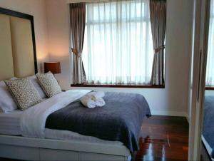 เช่าคอนโดพระราม 9 เพชรบุรีตัดใหม่ : คอนโดให้เช่า Circle Condominium  BA21 ห้องสวย เครื่องใช้ไฟฟ้าครบ ราคา 16,999 บาท
