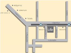 For RentCondoRatchadapisek, Huaikwang, Suttisan : Life Ratchadaphisek Line ID: @home123 (with @ too)