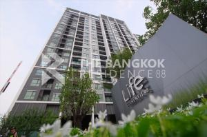For SaleCondoOnnut, Udomsuk : Life Sukhumvit 48 @5 MB - Shock Deal !!! 2 Beds New Room Condo For Sale  Near BTS Phra Khanong