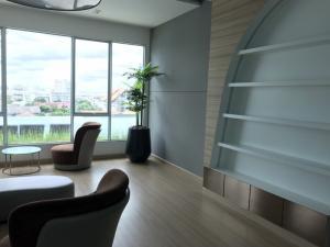 For SaleCondoBang Sue, Wong Sawang : 🔥🔥ขายคอนโด ศุภาลัย เวอเรนด้า รัชวิภา-ประชาชื่น ห้องใหม่ 31.28 ตร.ม. ใกล้รถไฟฟ้าสายสีม่วง