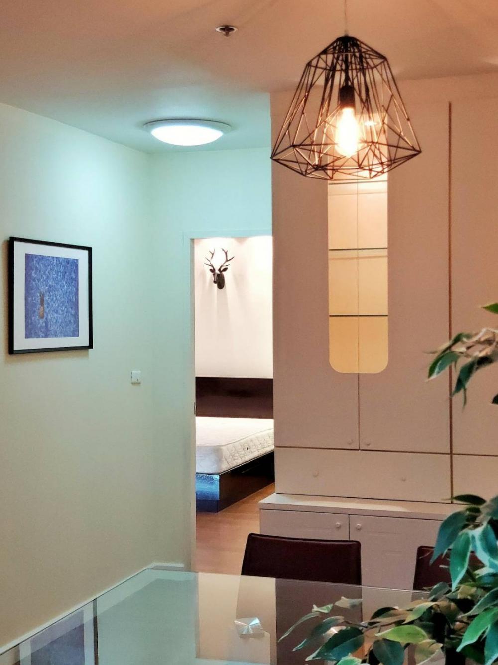 For RentCondoSukhumvit, Asoke, Thonglor : Rent 2 bed 2 bath 70 sq.m for 23,500.-