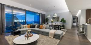 For RentCondoSukhumvit, Asoke, Thonglor : Tela Thonglor For Rent ⭐ 3 Beds 3 baths /200 Sqm. / 200,000 per month 【065-4742891】