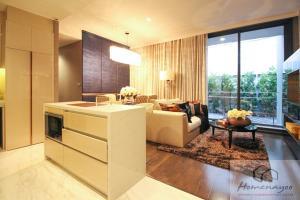 เช่าคอนโดสุขุมวิท อโศก ทองหล่อ : laviq Sukhumvit57 For Rent / 2 bedrooms / 85,000 per month 【065-4742891】