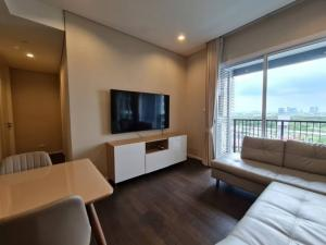 For RentCondoLadprao, Central Ladprao : ⚡️The Saint Residence, spacious room, beautiful decoration, fully furnished, ready to move in Like to negotiate on the job. (T00068)