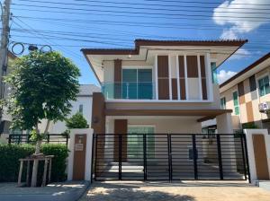 For SaleHouseRangsit, Thammasat, Patumtani : Selling very cheap!! Baan Fah Piyarom Tendro Ring Road - Lam Luk Ka, Khlong 6