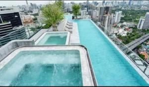 เช่าคอนโดสยาม จุฬา สามย่าน : Ashton Chula ++ High Floor ++ Unblock View ++ MRT Samyan ++ Available @39000 🔥🔥