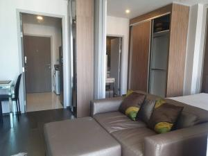 For RentCondoRatchathewi,Phayathai : ✅For Rent 1Bedroom 1Bathroom Size 35 sq.m. On 25th floor Fully-furnish, Ready to move in  Rental Price 17,000 Baht/Month