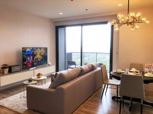 For RentCondoSapankwai,Jatujak : [For Rent] The Line Jatujak-Mochit Luxury room, size 47 sq.m. Near BTS and MRT 350