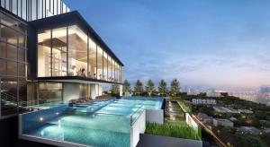 For SaleCondoBang Sue, Wong Sawang : Best Price!!  Chewathai Residence BangPho @6.29 MB - Fully furnished Condo for Sale 1 Step to MRT Bang Pho