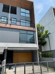 เช่าทาวน์เฮ้าส์/ทาวน์โฮมพัฒนาการ ศรีนครินทร์ : ให้เช่า ทาวน์โฮม 3 ชั้น พัฒนาการ 20 แยก 3 บ้านใหม่พร้อมอยู่ โครงการสวยเงียบสงบ