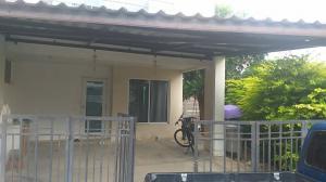For SaleTownhouseRama5, Ratchapruek, Bangkruai : House for sale, Phrueksa Town Nexts Tiwanon-Rama 5 Adding the kitchen