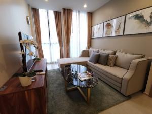 For RentCondoWitthayu, Chidlom, Langsuan, Ploenchit : FOR RENT Noble Ploenchit 1 bedroom big size 14th floor only THB 53,000.-