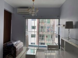 For RentCondoRama9, Petchburi, RCA : Condo for rent, aspace Asoke-Ratchada, fully furnished, ready to move in.