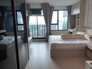 เช่าคอนโดลาดพร้าว เซ็นทรัลลาดพร้าว : 🔥 ให้เช่าคอนโด Life Ladprao ตึก A Studio ชั้น 31 ตกแต่งพร้อมอยู่