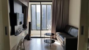 For RentCondoRama9, Petchburi, RCA : (Rent) IDEO Mobi Rama 9 2 bedrooms, 2 bathrooms, 25,000/month, next to the main road, near MRT, new room, call 090-9193641 Jee